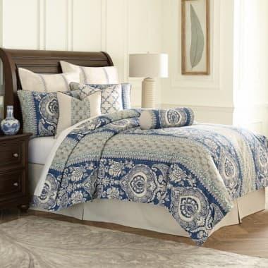 """""""Provence"""", Декоративное покрывало и подушки (King)"""