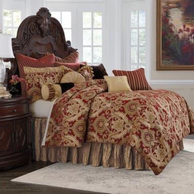 """Lafayette"", Декоративное покрывало и подушки  (King)"