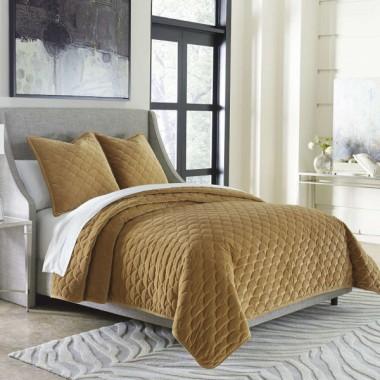 """""""Villanova"""", Декоративное покрывало и подушки, набор из 3 предметов (Queen)"""