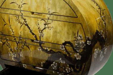 Чест круглый Sakura
