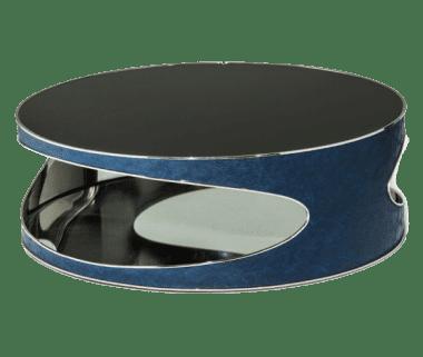 Маленький круглый журнальный стол Lunar Eclipse