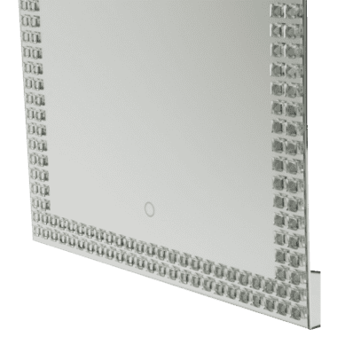 Зеркало прямоугольное, рама с LED подсветкой