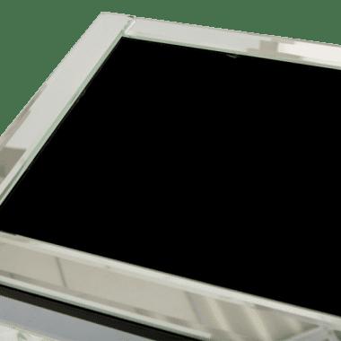 Ваза Прозрачный кристалл, высокая