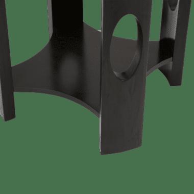 Столик под лампу круглый Montecristo