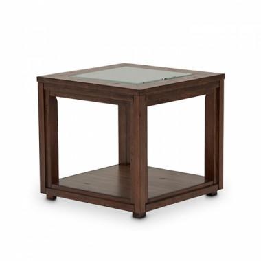Приставной столик квадратный