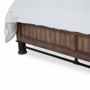 Кровать с мягкой панелью, Размер Eastern King