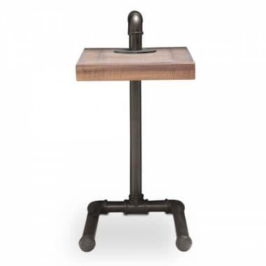 Высокий приставной столик