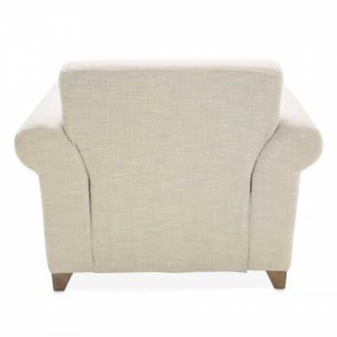 Кресло Swedish, обивка лен