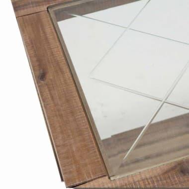 Приставной квадратный столик