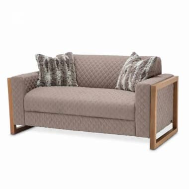 Софа Loveseat, Acacia обивка Gray