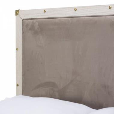 Кровать с мягкой панелью, Размер Cal King