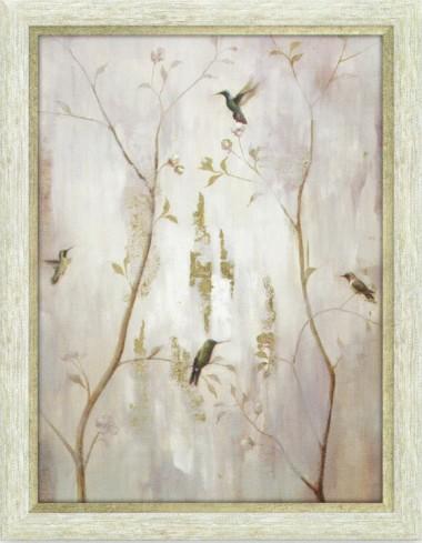Картина Hummingbird Habitat