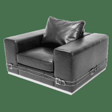 Ciras кресло Black
