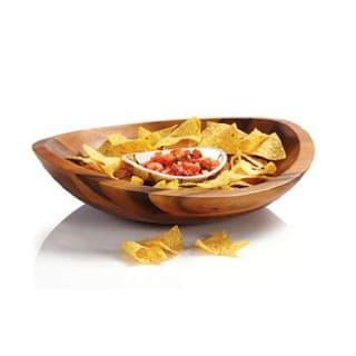 Блюдо для закусок Braid Chip&Dip