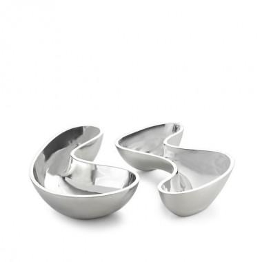 """Сет """"65"""" из двух акцентных блюд, 2 предм., дизайн Karim Rashid"""