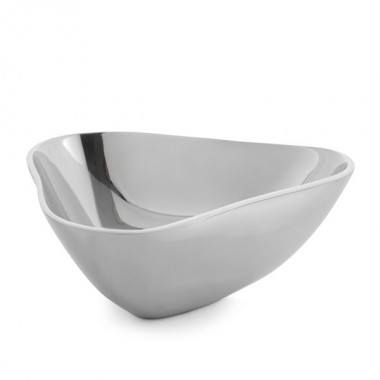 Акцентная треугольная чаша Sixtyfive большая, дизайн Karim Rashid
