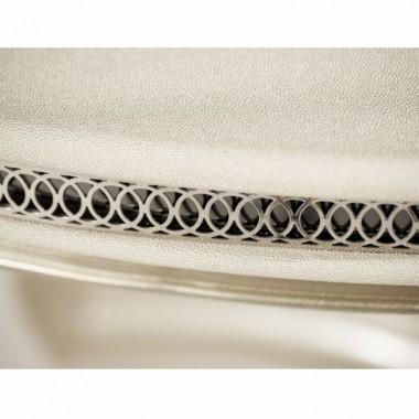 Обеденный стол круглый Pearl Caviar