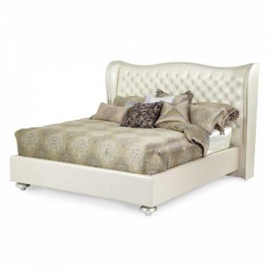 Кровать размер Queen цвет Creamy Pearl