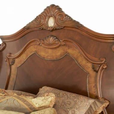 Кровать в форме санок Размер Queen