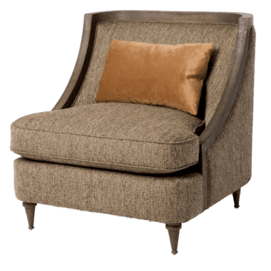 Кресло для чтения Dallas, цвет Лесной Орех