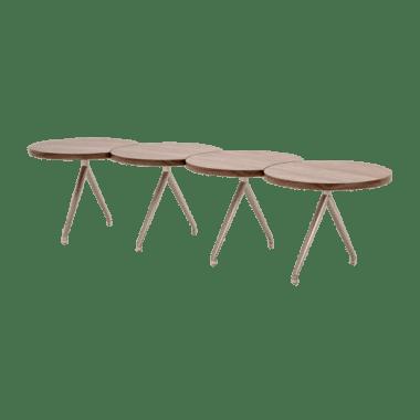 Eclipse журнальный стол-трансформер, длина в разложенном виде 177 см