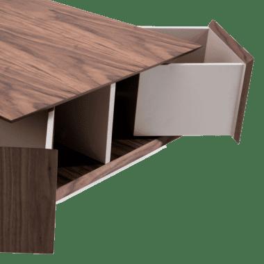 Elan Прямоугольный журнальный стол