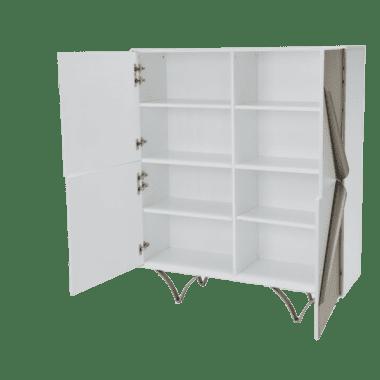 Matrix Шкаф дизайнерский с декоративными панелями