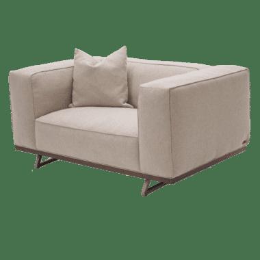 Tempo Кресло для чтения Sand, на деревянной базе