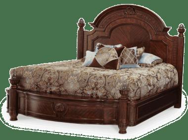 Кровать, размер Cal King